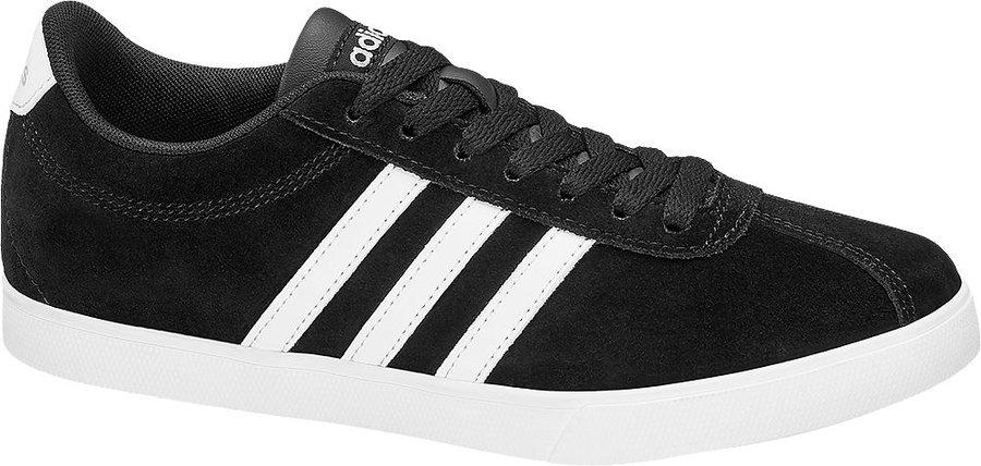 Černé dámské tenisky Adidas - velikost 38 EU