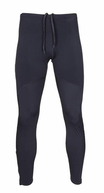 Černé běžecké kalhoty RP-1, Merco