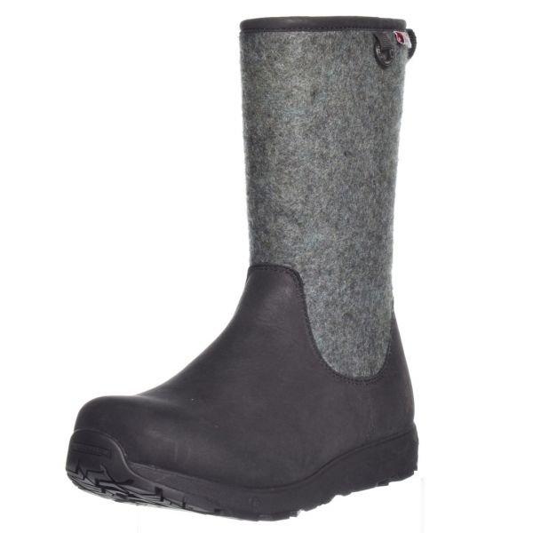 Šedé dámské zimní boty GROVE, ICEBUG