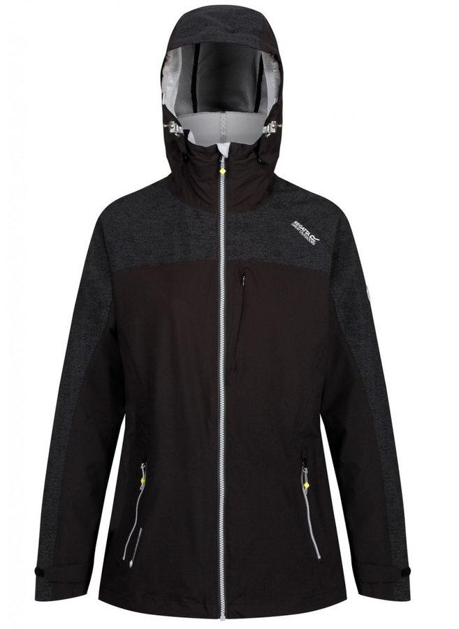 Černá dámská bunda Regatta - velikost L