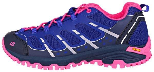 Modré trekové boty Alpine Pro - velikost 37 EU