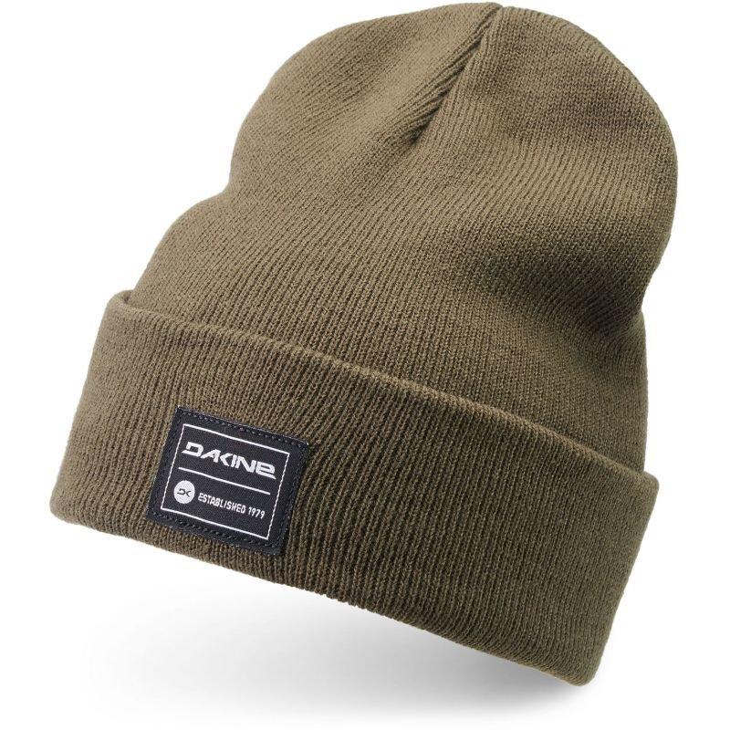 Zelená zimní čepice Dakine - univerzální velikost