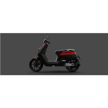 Elektrická motorka - NIU NQi GTS PRO black/red stripes(8595584256469)