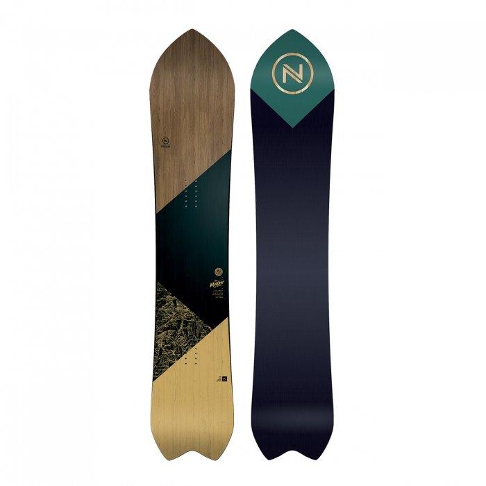 Snowboard bez vázání Nidecker - délka 155 cm