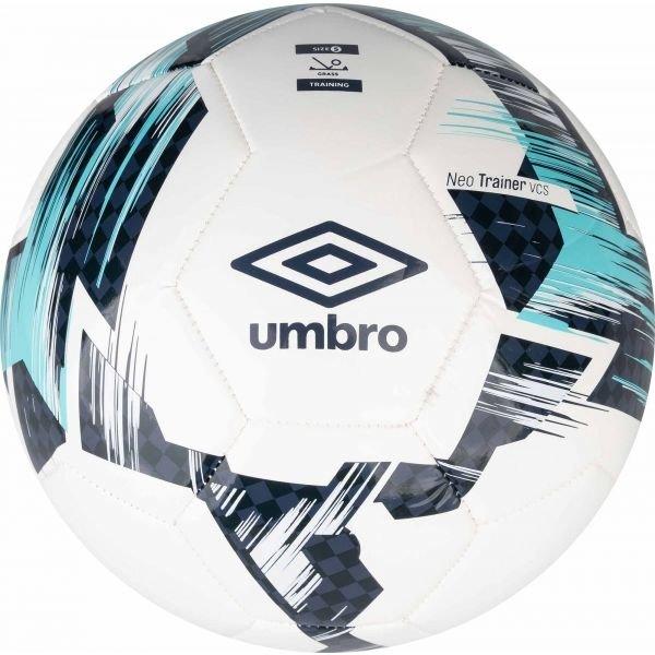 Bílo-modrý fotbalový míč Umbro