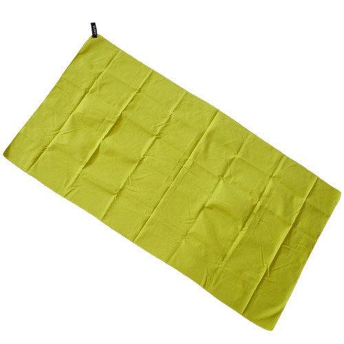 Ručník - Rychleschnoucí ručník Yate L Barva: žlutozelená