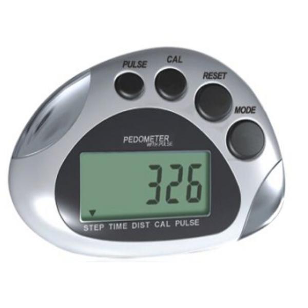 Digitální krokoměr s pulsmetrem JS-210, Junso