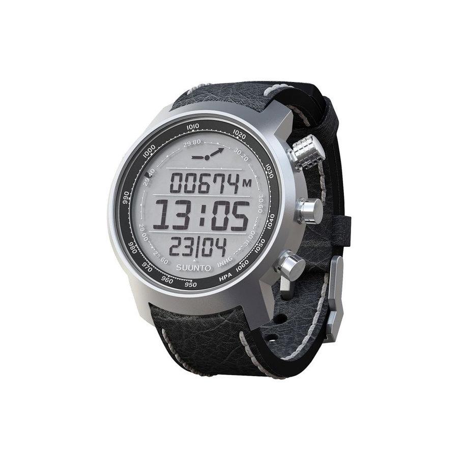 Černé digitální hodinky Elemenum, Suunto