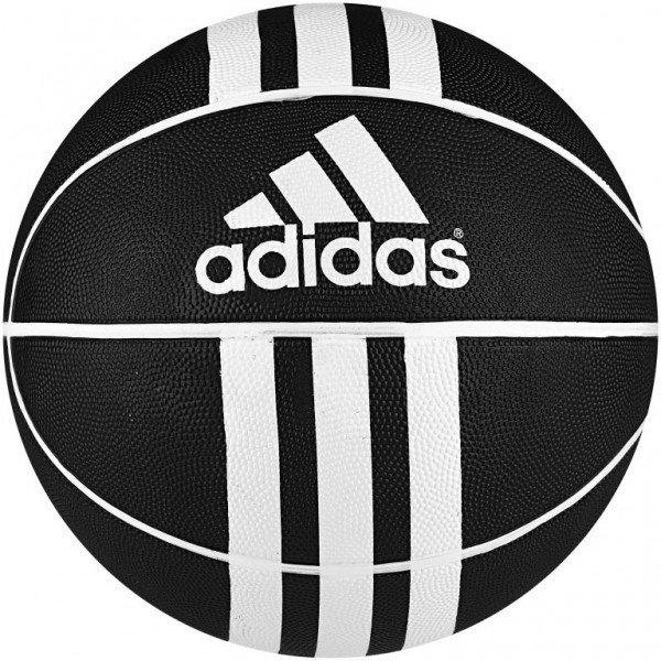 Černý basketbalový míč Adidas
