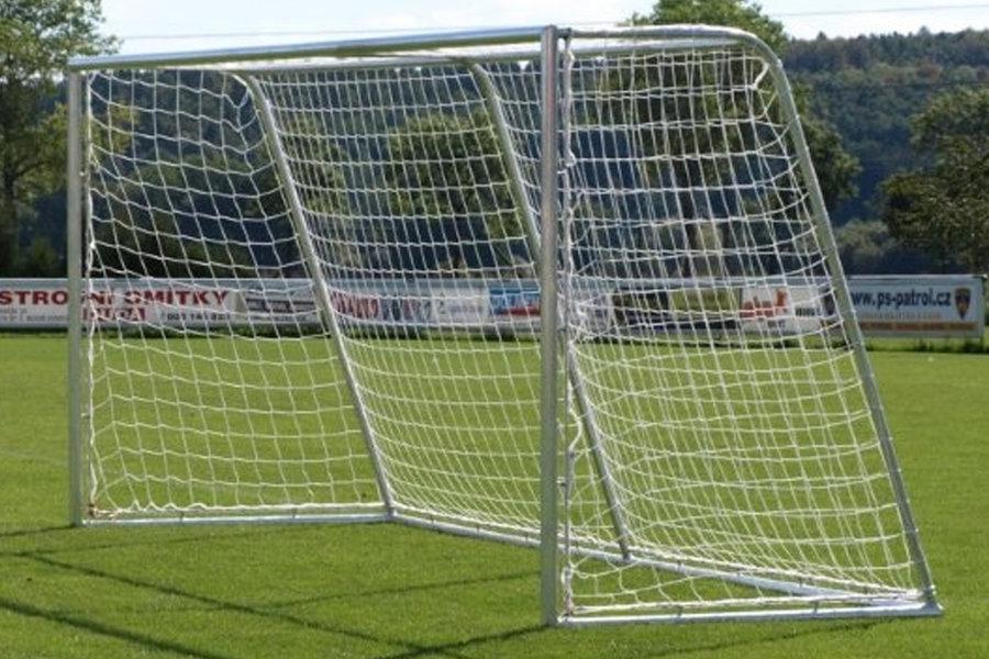 Fotbalová branka - Merco branka na kopanou 7,32 x 2,44 m