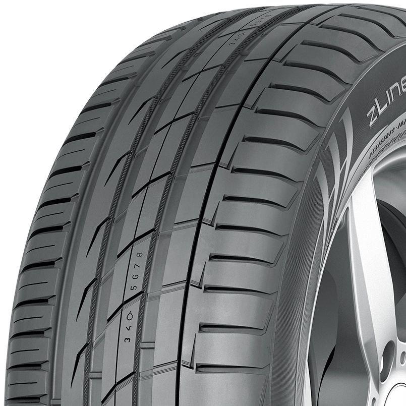 Letní pneumatika Nokian - velikost 265/45 R21