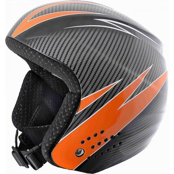 Černá lyžařská helma Blizzard - velikost 50-52 cm