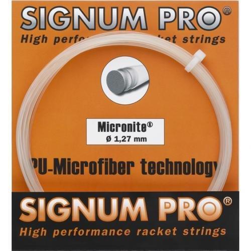 Tenisový výplet - Micronite tenisový výplet 12 m 1,27