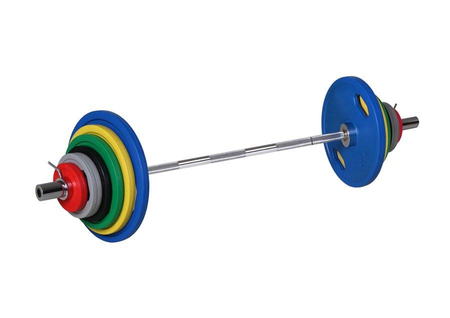 Činkový set - FORMERFIT Olympijská sada 135kg