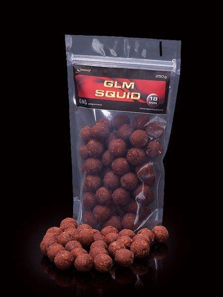 """Boilies Sportcarp """"GLM Squid"""" - 1 kg a průměr 20 mm"""