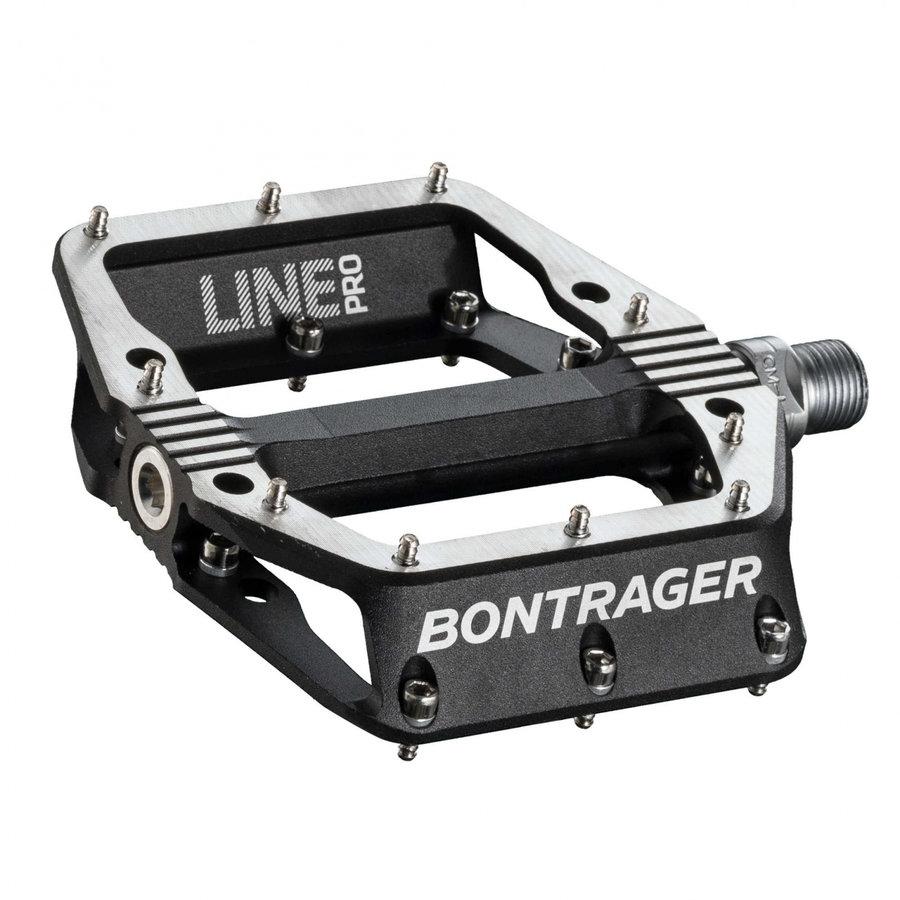 Pedály na kolo - Bontrager Line Pro pedály černá