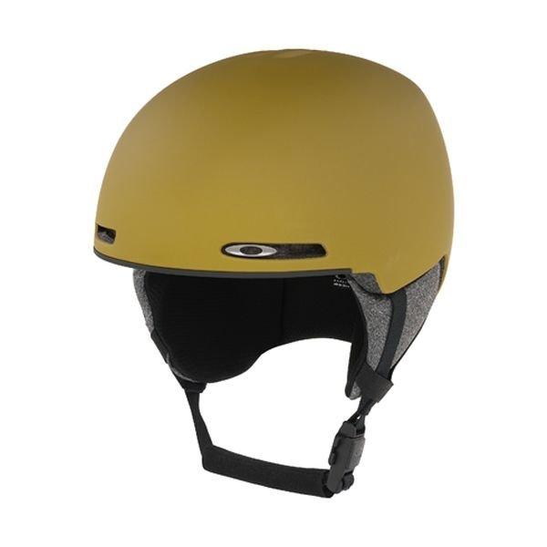 Zelená lyžařská helma Oakley - velikost 59-63 cm