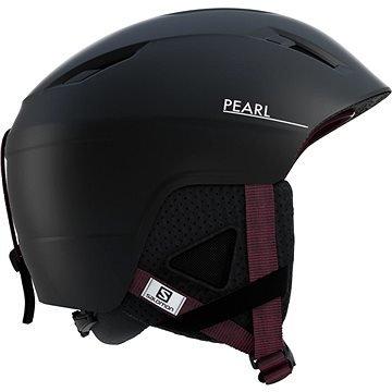 Černá dámská lyžařská helma Salomon