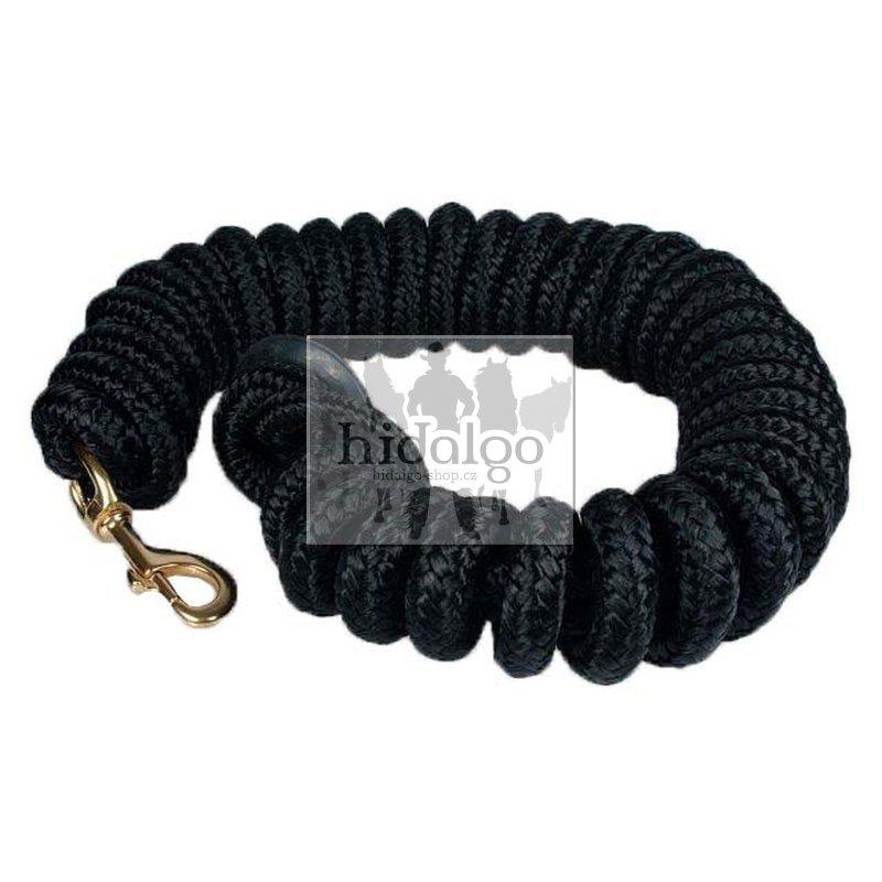 Černé vodítko - délka 420 cm