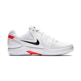 Bílá pánská tenisová obuv Air Zoom Resistance, Nike