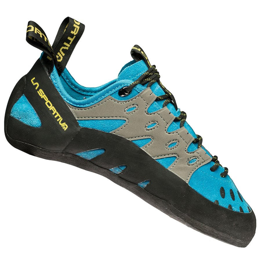 Černo-modré dámské nebo pánské lezečky La Sportiva - velikost 37 EU ... 9271aeaefb