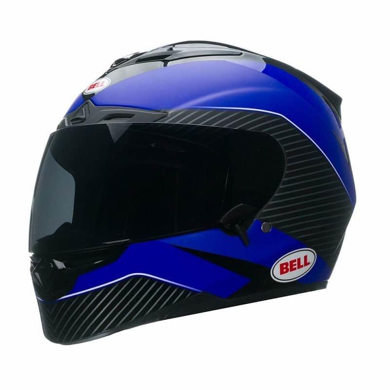 Helma na motorku Bell