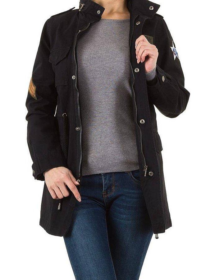 Černá dámská bunda Daysie Jeans