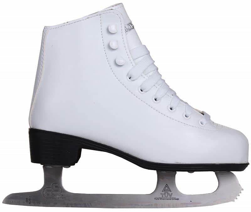 Lední brusle - Basic dámské brusle velikost (obuv / ponožky): 43