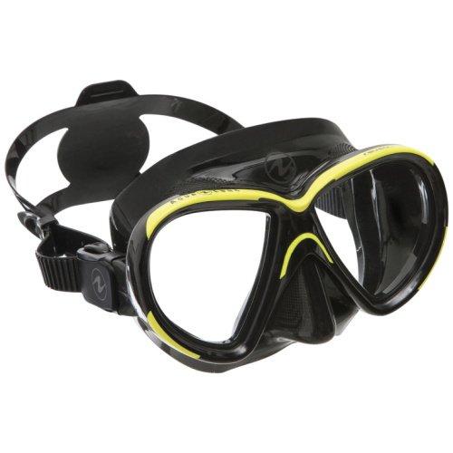 Černo-žlutá potápěčská maska Reveal X2 black, Aqualung