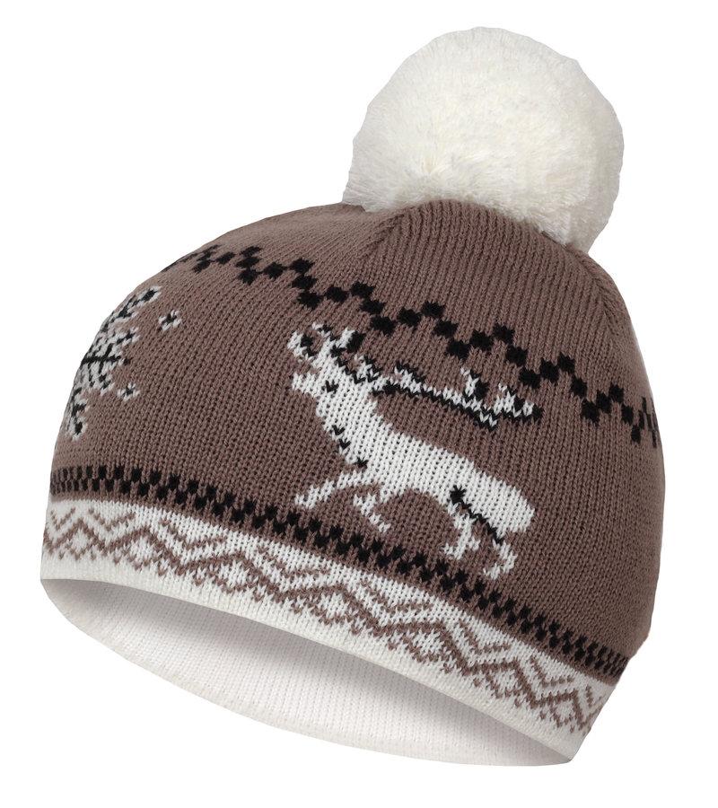 Zimní čepice Husky - velikost S-M