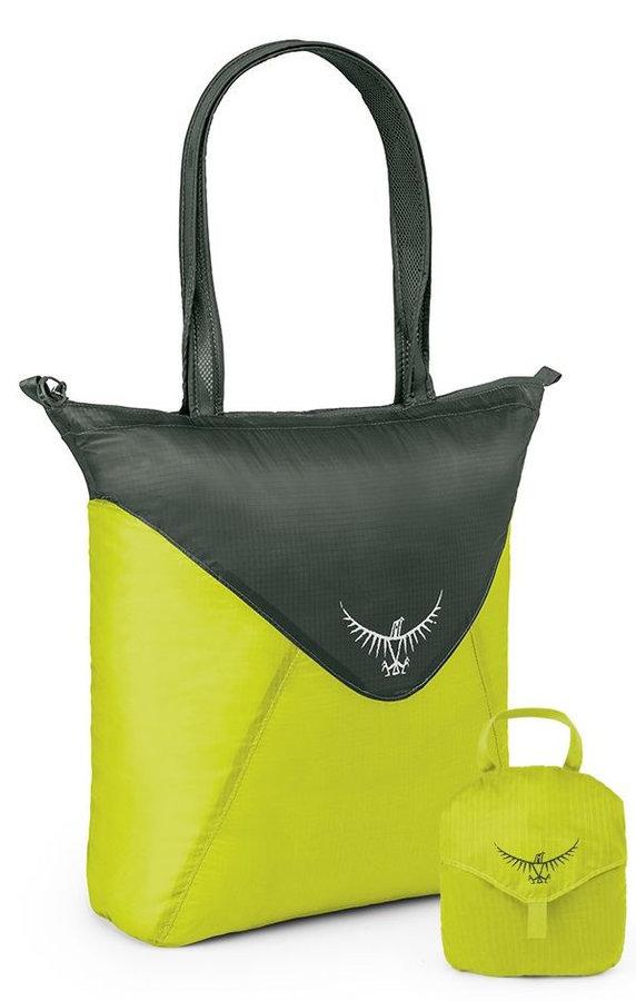 Kabelka - Taška Osprey Ultralight Stuff Tote Barva: zelená