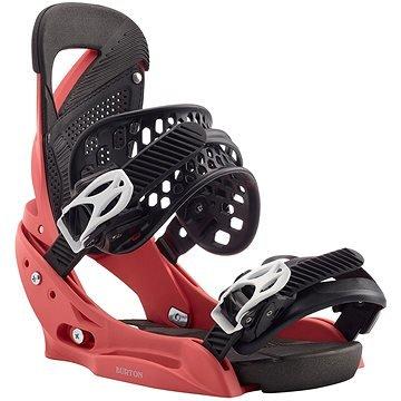 Vázání na snowboard Burton - velikost S