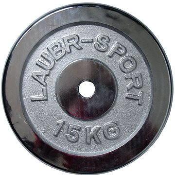 Kotouč na činky Acra - 15 kg