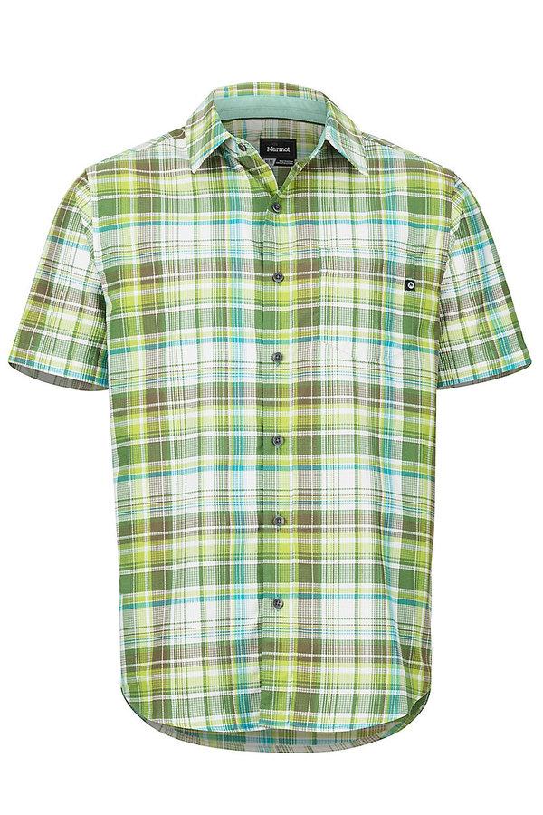 Pánská košile s krátkým rukávem Marmot