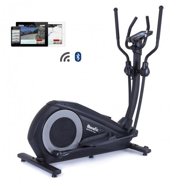 Magnetický eliptický trenažér MOTIO 80 iTrain, Housefit - nosnost 150 kg