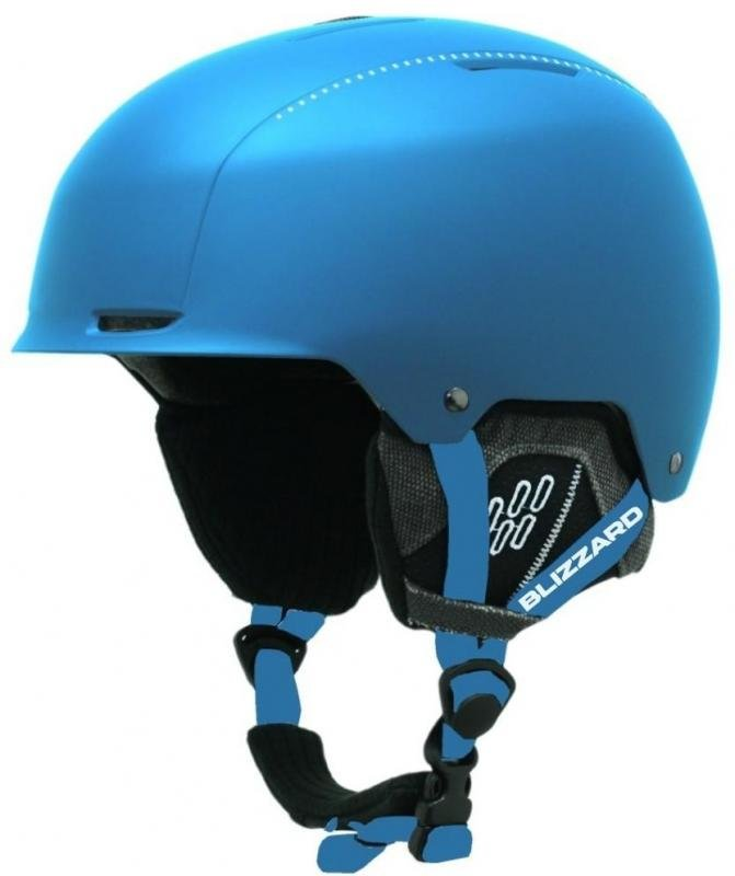 Modrá lyžařská helma Blizzard - velikost 60-63 cm