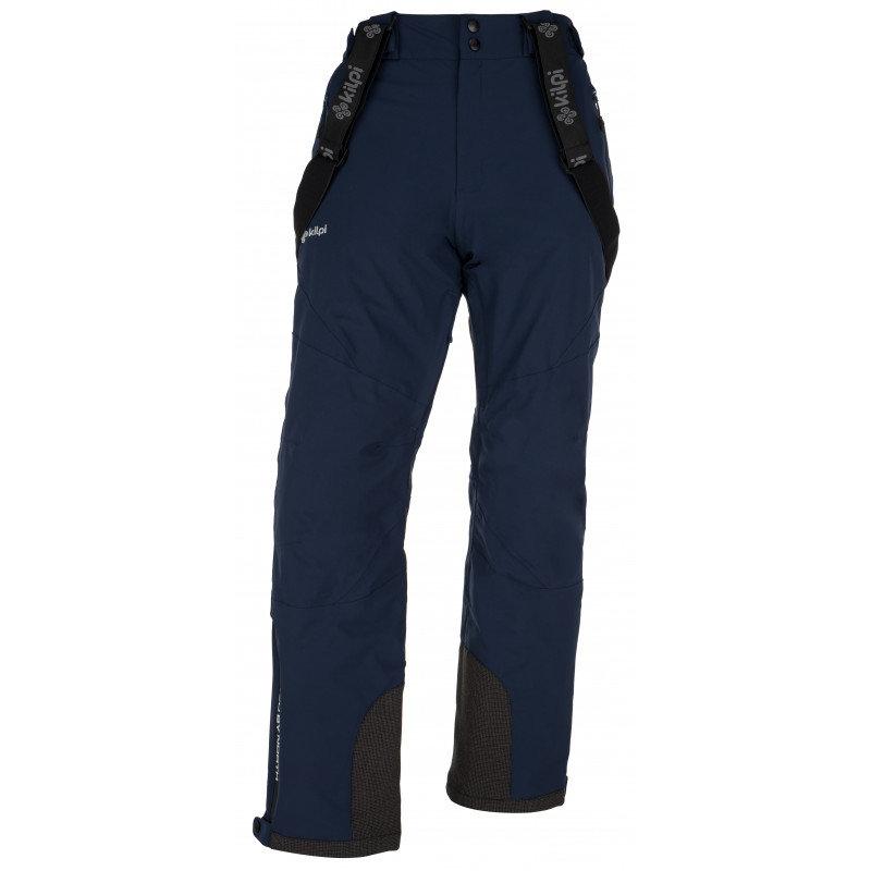 Modré pánské lyžařské kalhoty Kilpi - velikost XL