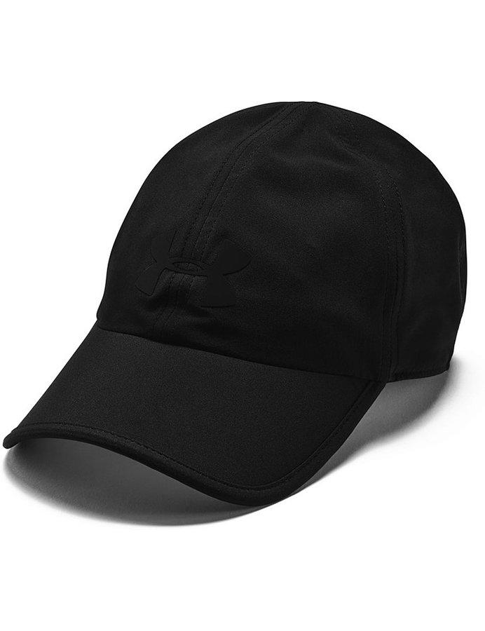 Černá běžecká kšiltovka Shadow Cap, Under Armour - univerzální velikost