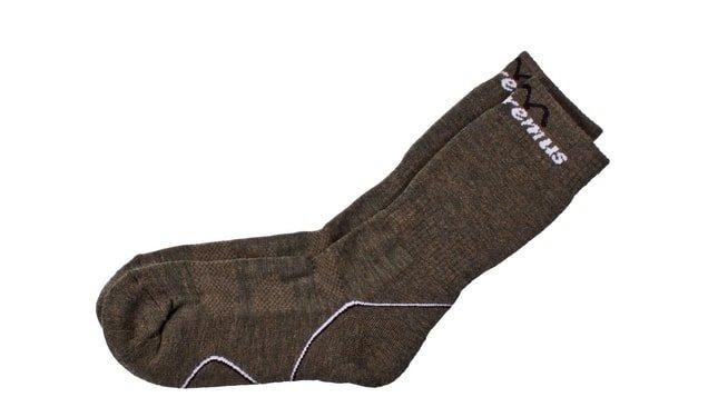 Hnědé unisex ponožky Extremus, DELPHIN