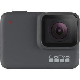 Šedá outdoorová kamera Hero 7, GoPro