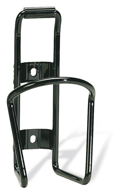 Černý košík na láhev BlackBurn