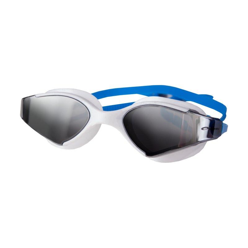 Bílé unisex plavecké brýle TORA, Spokey