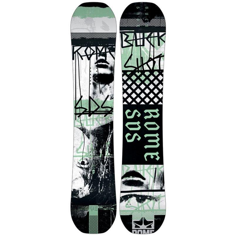 Snowboard bez vázání Rome