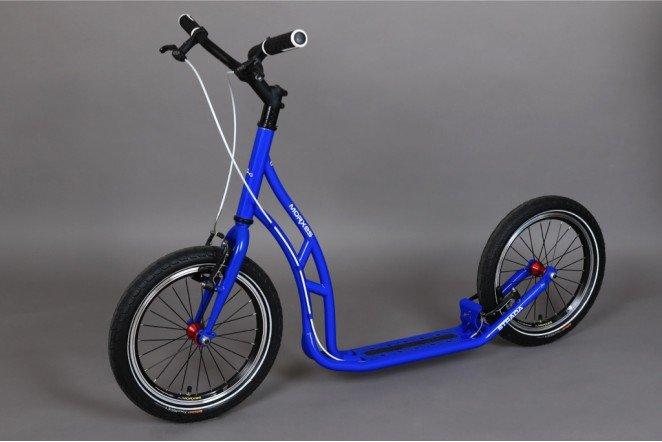 Koloběžka - Koloběžka Morxes Strada modrá
