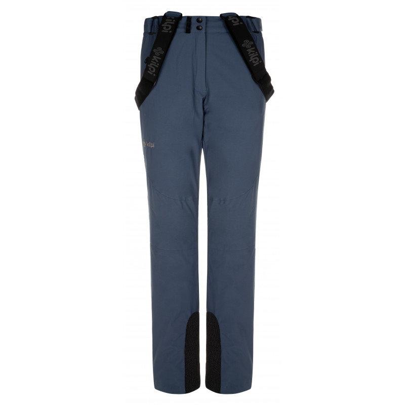 Modré dámské lyžařské kalhoty Kilpi