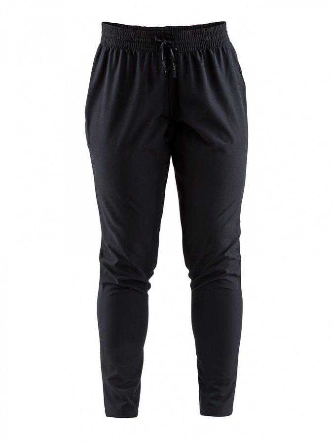 Černé dámské turistické kalhoty Craft - velikost M