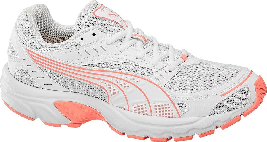 Bílé dámské běžecké boty Axis, Puma - velikost 39 EU