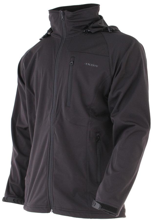 Černá pánská bunda Axon