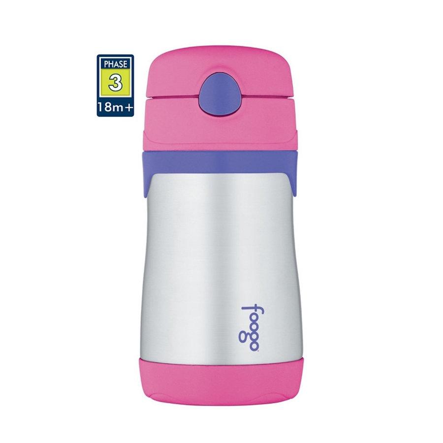 Termoska - Kojenecká termoska Thermos Foogo Barva: růžová