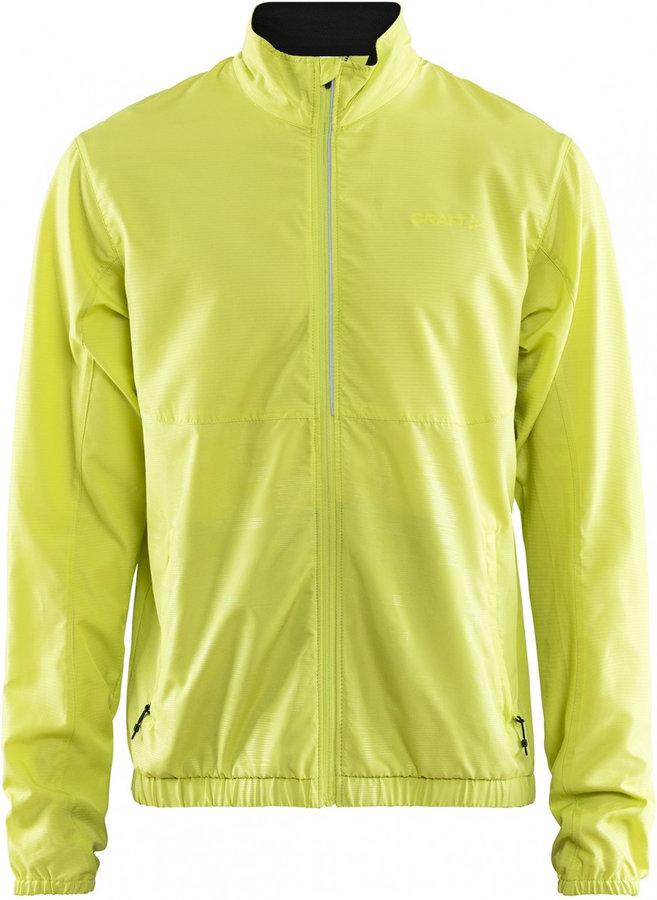 Žlutá pánská bunda Craft